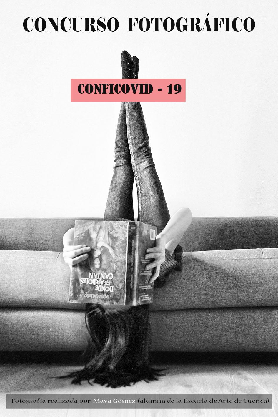 Concurso de fotografía en Instagram CONFICOVID_19